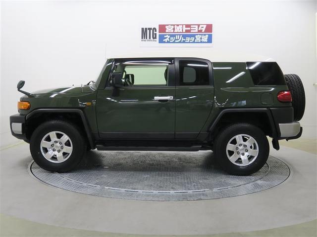 「トヨタ」「FJクルーザー」「SUV・クロカン」「宮城県」の中古車6