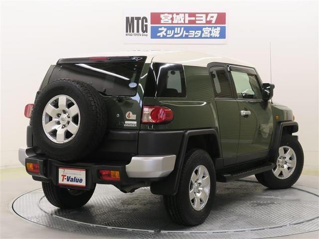 「トヨタ」「FJクルーザー」「SUV・クロカン」「宮城県」の中古車7