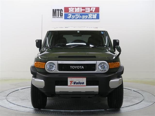 「トヨタ」「FJクルーザー」「SUV・クロカン」「宮城県」の中古車8