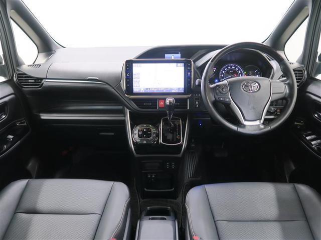 Gi 4WD フルセグ メモリーナビ DVD再生 バックカメラ 衝突被害軽減システム ETC 両側電動スライド LEDヘッドランプ 乗車定員 7人  3列シート ワンオーナー 記録簿 アイドリングストップ(4枚目)