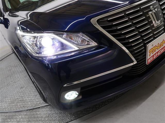ロイヤルサルーンi-Four 4WD フルセグ HDDナビ DVD再生 ミュージックプレイヤー接続可 バックカメラ 衝突被害軽減システム ETC HIDヘッドライト ワンオーナー(26枚目)