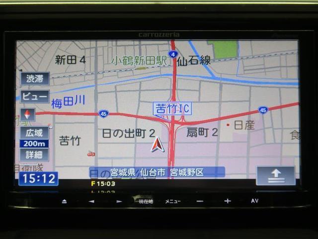 アエラス 4WD ワンセグ メモリーナビ バックカメラ ETC 両側電動スライド HIDヘッドライト 乗車定員8人 3列シート フルエアロ(5枚目)