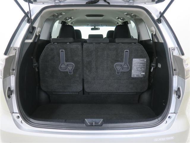 アエラス 4WD ワンセグ メモリーナビ バックカメラ ETC 両側電動スライド HIDヘッドライト 乗車定員8人 3列シート フルエアロ(16枚目)
