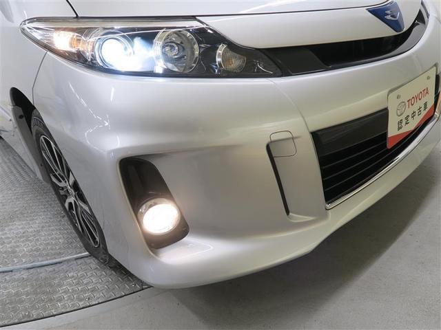 アエラス 4WD ワンセグ メモリーナビ バックカメラ ETC 両側電動スライド HIDヘッドライト 乗車定員8人 3列シート フルエアロ(17枚目)