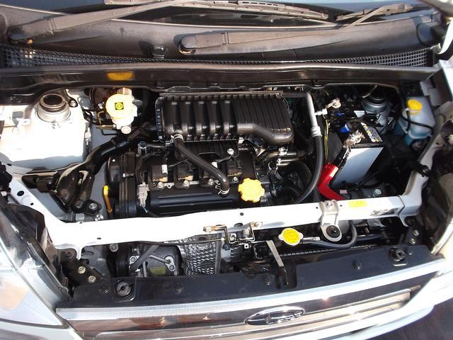 スバル ステラ カスタムR  ABS キーレス