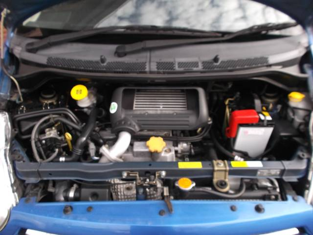 スバル R2 タイプS スーパーチャージャー7速CVT