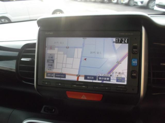 G 車いす仕様車 4WD 純正ナビTV ETC パワスラドア(3枚目)