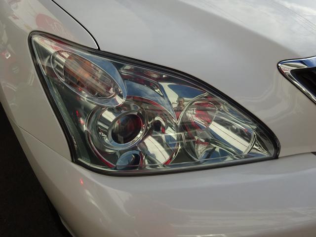 トヨタ ハリアー 240G 4WD 純正HDDナビ フルセグTV Bモニター