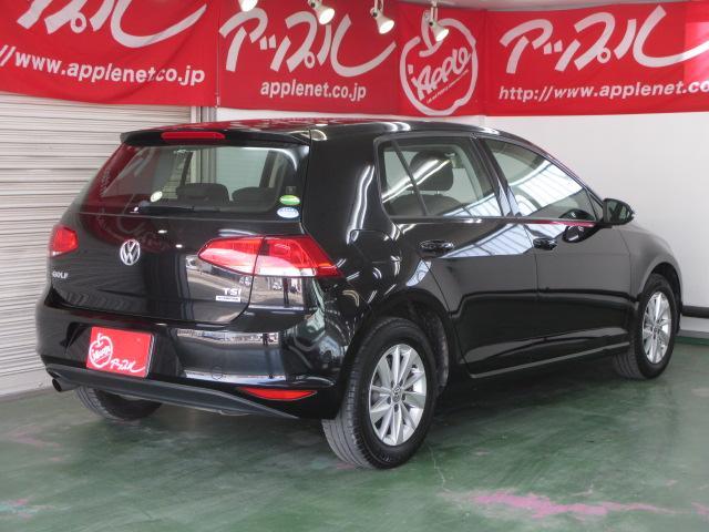 フォルクスワーゲン VW ゴルフ TSIトレンドラインブルーモーションテクノロジー