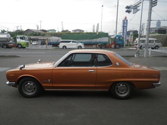 日産 スカイライン GTX