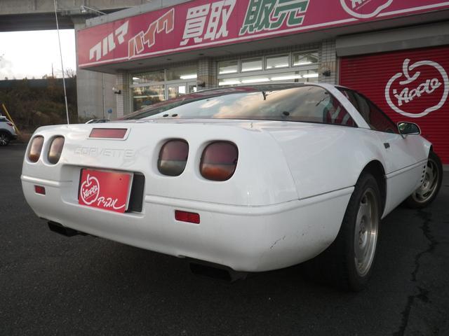 「シボレー」「シボレー コルベット」「クーペ」「福島県」の中古車6