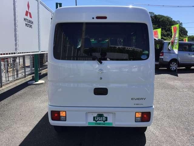 スズキ エブリイ 660 PA リミテッド ハイルーフ 4WD 三菱認定中古車