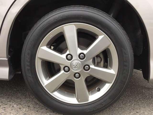 トヨタ アイシス 2.0 プラタナ Gエディション 三菱認定中古車