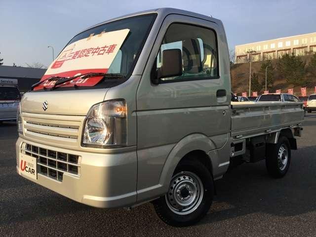 660 KCエアコン・パワステ 3方開 4WD(7枚目)