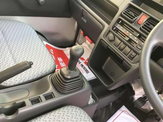 660 KCエアコン・パワステ 3方開 4WD(11枚目)