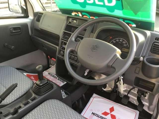 660 KCエアコン・パワステ 3方開 4WD(15枚目)