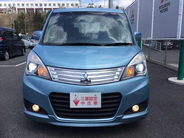 1.2 S スマートキー スライドドア 宮城三菱認定中古車(2枚目)