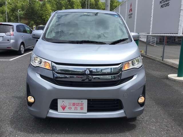 660 Tターボ 4WDスマートキー 宮城三菱認定中古車(2枚目)