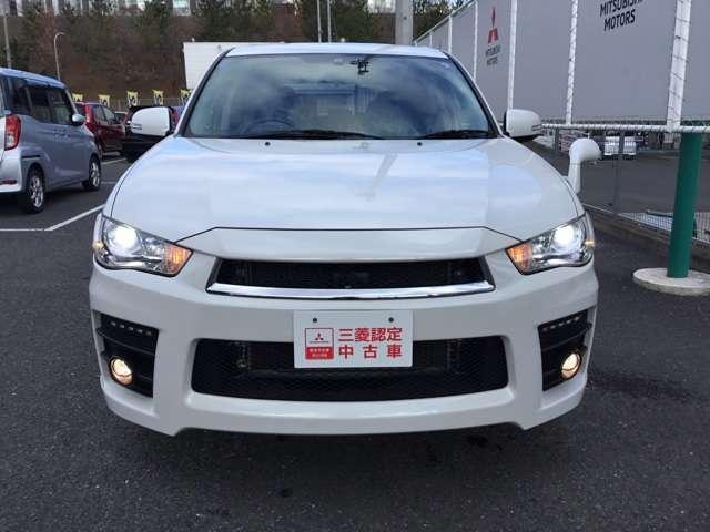 2.4 ローデスト24G4WD 7人乗り 宮城三菱認定中古車(2枚目)