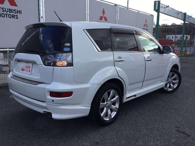 2.4 ローデスト24G4WD 7人乗り 宮城三菱認定中古車(8枚目)