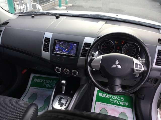 2.4 ローデスト24G4WD 7人乗り 宮城三菱認定中古車(15枚目)