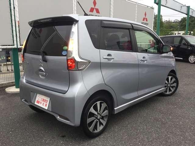 「三菱」「eKカスタム」「コンパクトカー」「宮城県」の中古車8