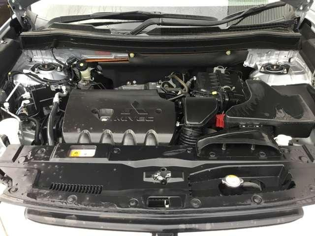 24Gセーフティパッケージ 24G セイフティパッケージ 4WD 衝突被害軽減ブレーキ オートエアコン 7人乗り スマートキー プッシュスタート アイドリングストップ 元デモカー 宮城三菱認定中古車(17枚目)