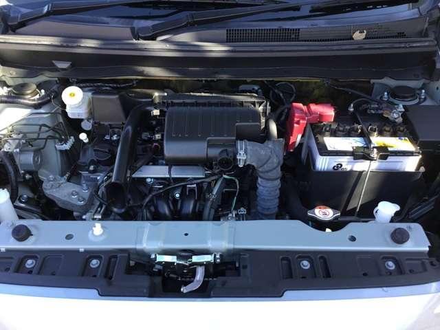 1.2G アイドリングストップ ディスチャージ スマートキー プッシュスタート プライバシーガラス オートエアコン 電動格納式ドアミラー 横滑り防止機能 オートライト 1年間走行距離無制限の中古車保証付き(17枚目)