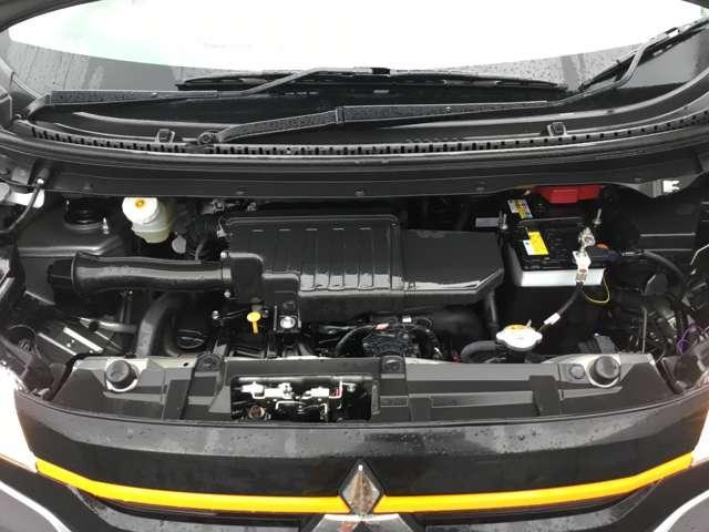 アクティブギア スマートキー プッシュスタート ターボ車 4WD タッチパネル式オートエアコン プライバシーガラス リアワイパー 1年間走行距離無制限の中古車保証付き(有償となりますが1年又は2年間の保証の延長も可)(17枚目)