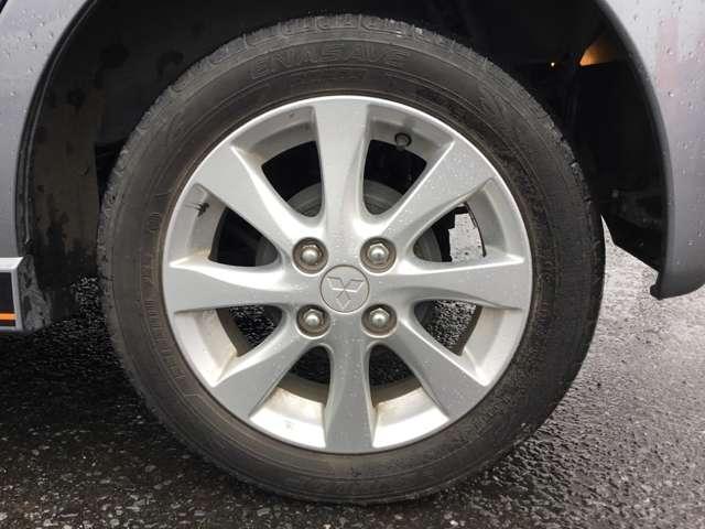 アクティブギア スマートキー プッシュスタート ターボ車 4WD タッチパネル式オートエアコン プライバシーガラス リアワイパー 1年間走行距離無制限の中古車保証付き(有償となりますが1年又は2年間の保証の延長も可)(20枚目)