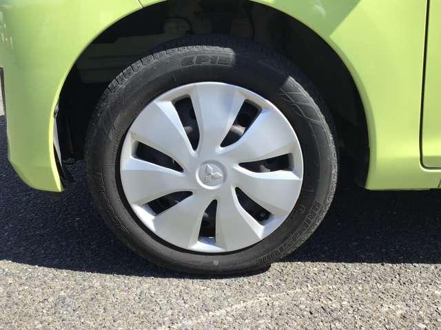 M e-アシスト 衝突被害軽減ブレーキ プライバシーガラス タッチパネル式オートエアコン リアワイパー ベンチシート 1年間走行距離無制限の中古車保証付き(有償となりますが1年又は2年間の保証の延長も可能です)(19枚目)