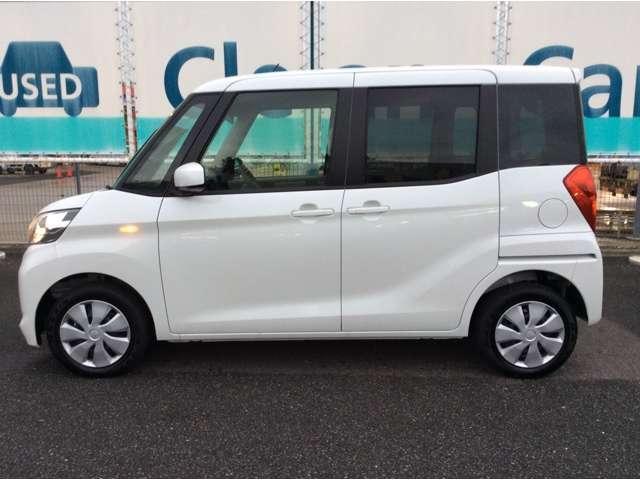 三菱 eKスペース 660 E 4WD 三菱認定中古車