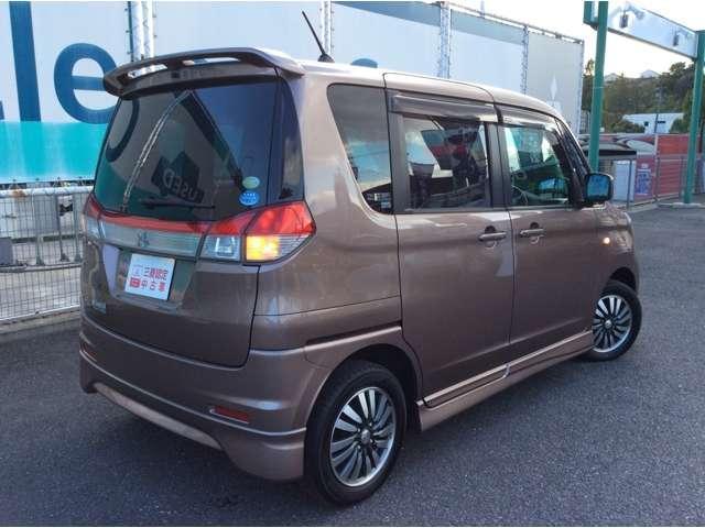 三菱 デリカD:2 1.2 X 三菱認定中古車