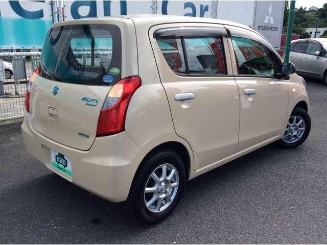 スズキ アルトエコ 660 ECO-L 三菱認定中古車