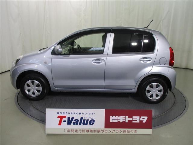 トヨタ パッソ X CDチューナー キーレス ワンオーナー エアバック