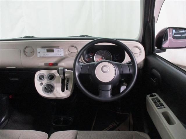 ダイハツ ミラココア ココアL 4WD CDチューナー キーレス フルフラット