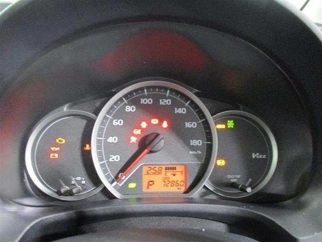 トヨタ ヴィッツ F 4WD メモリーナビ ワンセグ ETC CD キーレス