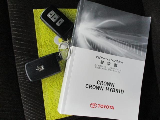 ロイヤルサルーンG バックモニター HDDナビ フルセグ(19枚目)