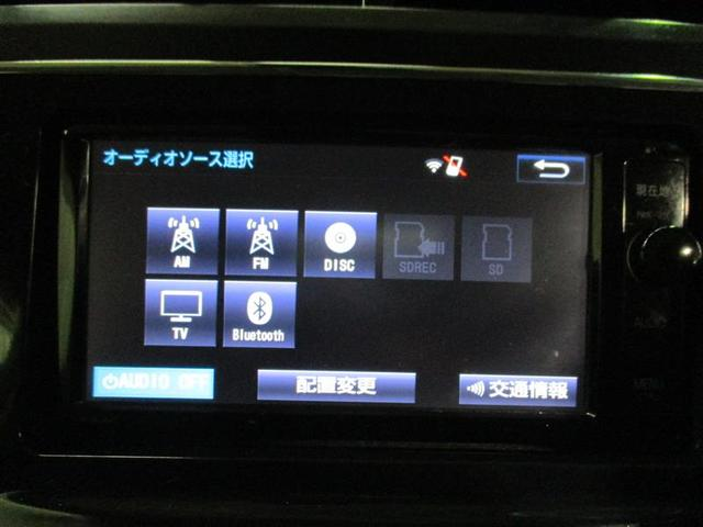トヨタ プリウスアルファ G 5人乗り メモリーナビ フルセグ バックカメラ