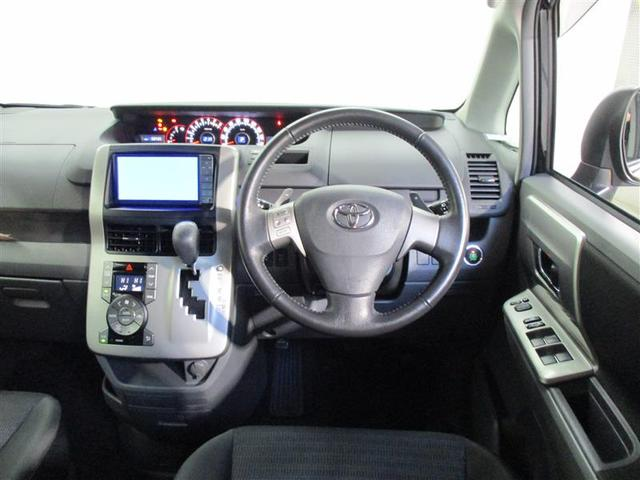 トヨタ ヴォクシー ZS 煌II 4WD メモリーナビ 両側パワースライドドア