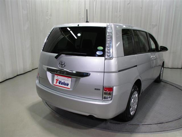 トヨタ アイシス L 4WD バックモニター 片側パワースライドドア ナビ