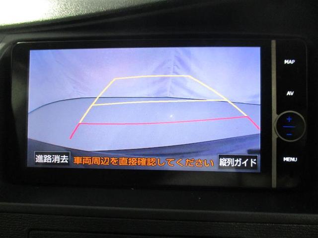 トヨタ アイシス プラタナ 4WD バックモニター 片側パワースライドドア