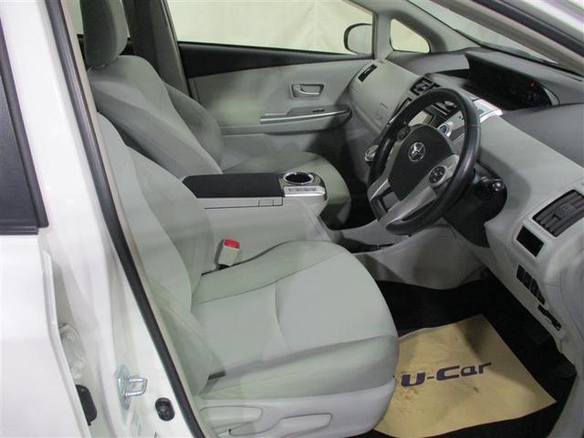 トヨタ プリウスアルファ S バックモニター メモリーナビ フルセグ スマートキー