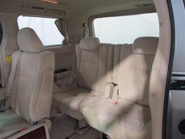 トヨタ アルファード 240G 4WD Pスライドドア バックモニター HDDナビ