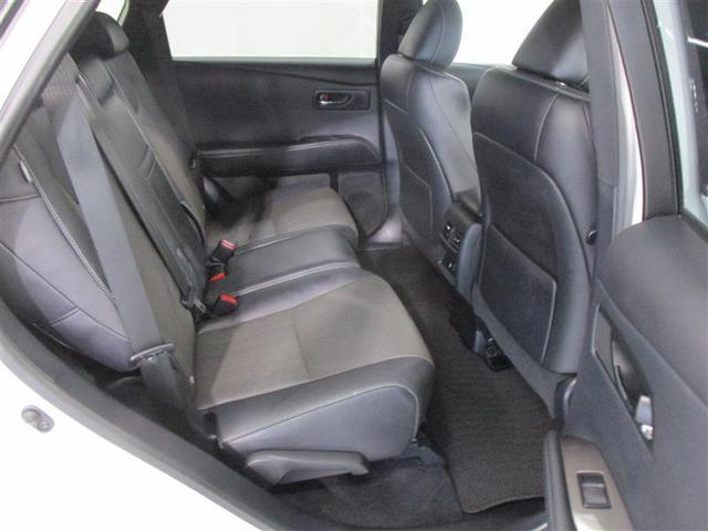 RX450h バージョンL 4WD バックモニター フルセグ(15枚目)