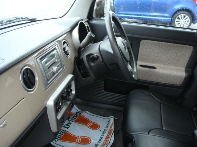 G エディション 4WD CD MD キーレス 軽自動車(5枚目)