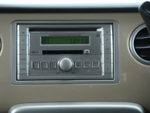G エディション 4WD CD MD キーレス 軽自動車(8枚目)
