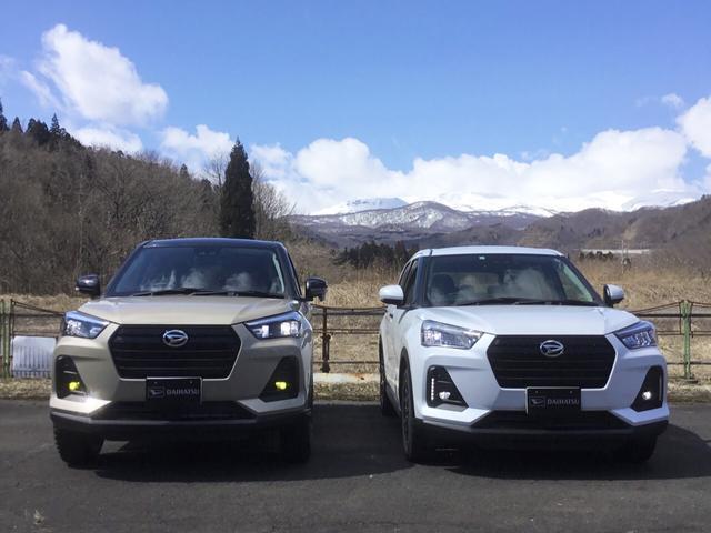 「ダイハツ」「ロッキー」「SUV・クロカン」「岩手県」の中古車12