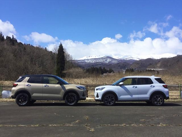 「ダイハツ」「ロッキー」「SUV・クロカン」「岩手県」の中古車13
