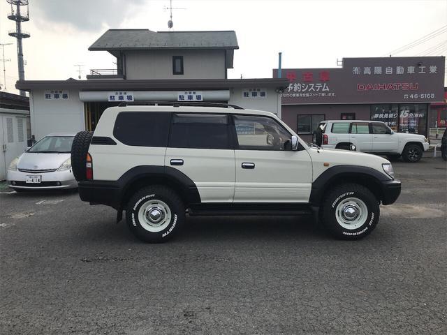 「トヨタ」「ランドクルーザープラド」「SUV・クロカン」「岩手県」の中古車5